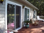 Dickerson completed sliding glass doors 102512 002